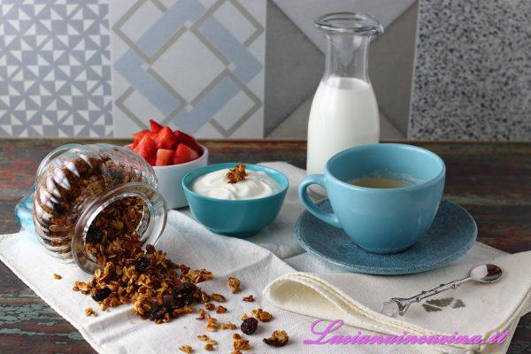 E' ottimo in aggiunta allo yogurt per una colazione sana e nutriente.