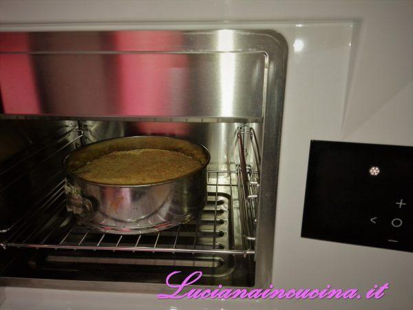Raffreddare in abbattitore per un'ora con la funzione raffreddamento rapido per conservare tutto il sapore e le proprietà nutritive.