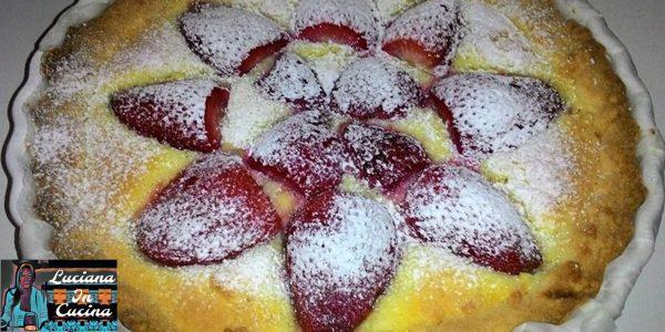 Una volta raffreddata la torta, cospargerla di zucchero a velo a piacere. Buon appetito!!!