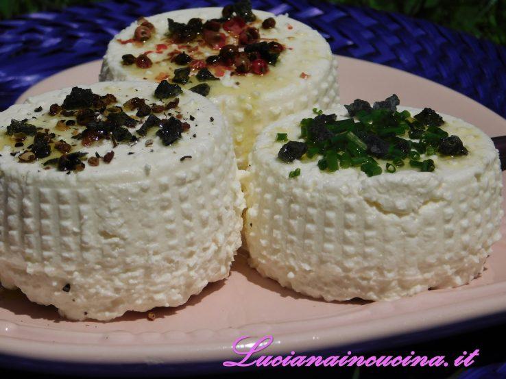 formaggio di kefir