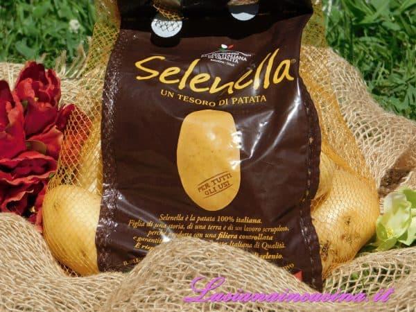 """Con questa ricetta partecipo al contest """"Diventa foodblogger Selenella""""."""