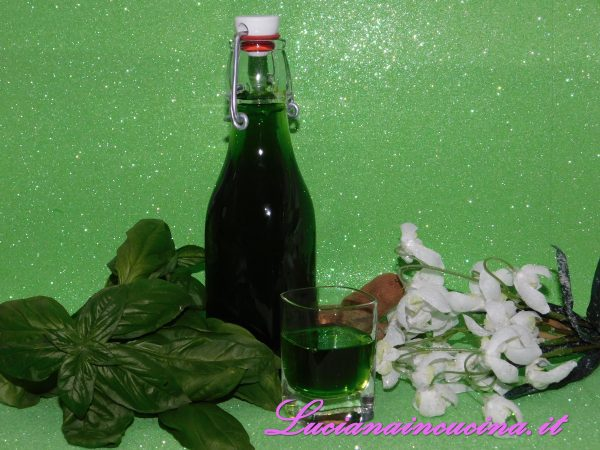 Liquore di Basilico