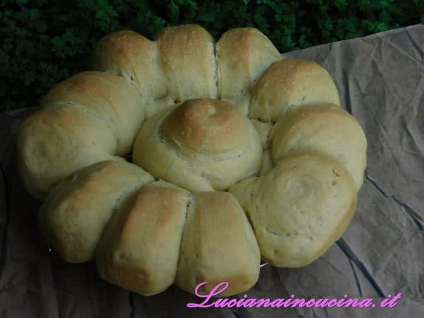 Sfoglia di pane