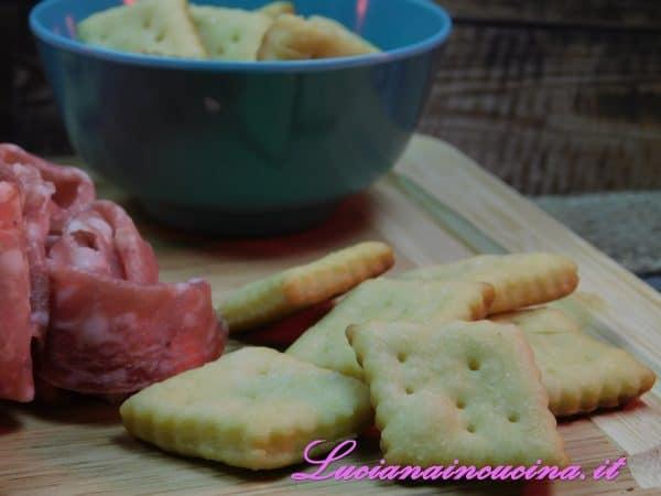 Salatini snack