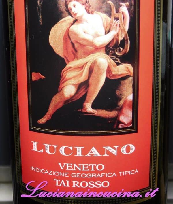 Sfumare con il vino rosso.