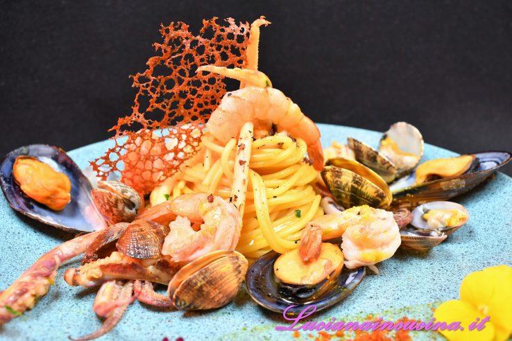 Carbonara Di Mare Secondo Cannavacciuolo Luciana In Cucina