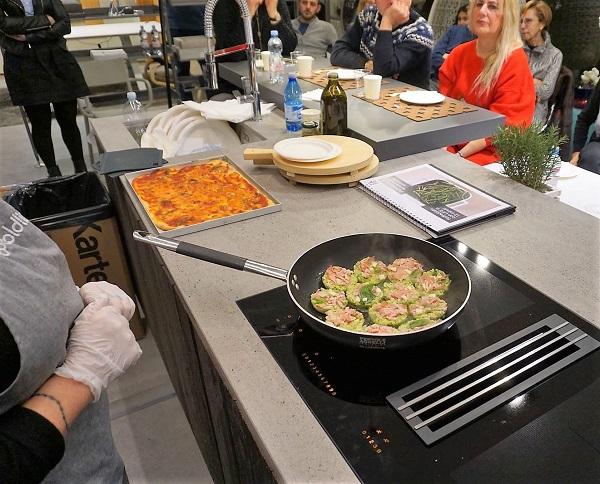Coldline living l 39 abbattitore domestico life luciana in cucina - Abbattitore per casa ...