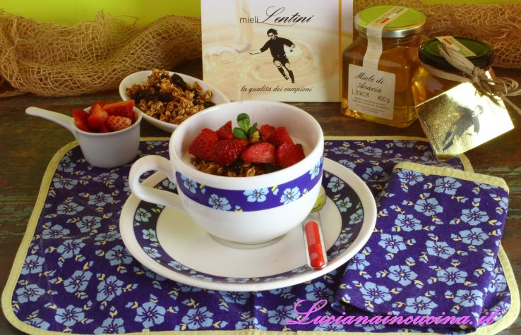 colazione salutare logo
