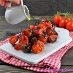 Pomodorini confit interi al barbecue