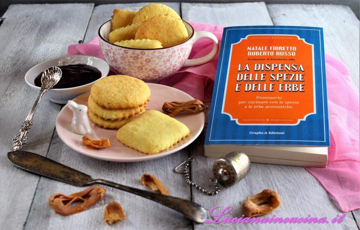 biscotti speziati al macis libro