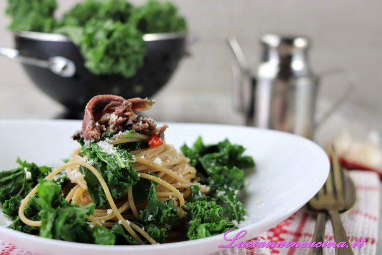 pasta con verdure