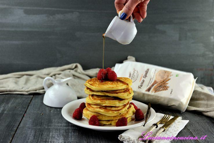 pancake ricetta ruggeri