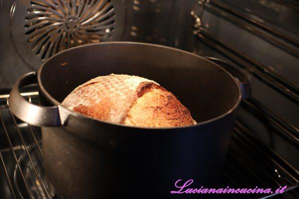 Lasciar raffreddare in forno con lo sportello aperto.
