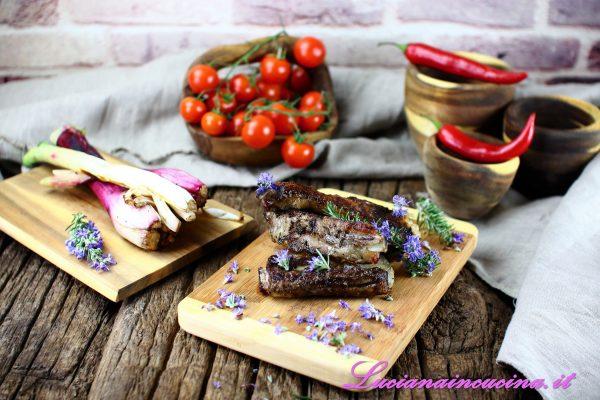 Il risultato sarà: carne morbidissima e succulenta con una golosa crosticina ed un sapore indescrivibile.