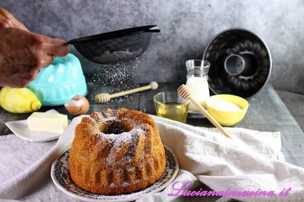 Ciambella al miele