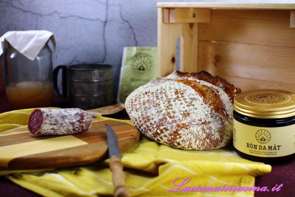 Pane con acquamadre